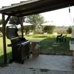 Pensioni Ferrara - Pensione-agriturismo Torre Del Fondo - Barbecue