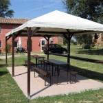 Pensioni Ferrara - Pensione-agriturismo Torre Del Fondo - Gazebo