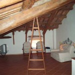 Pensioni Ferrara - Pensione-agriturismo Torre Del Fondo - mansarda